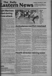 Daily Eastern News: December 06, 1983 by Eastern Illinois University