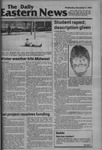 Daily Eastern News: December 07, 1983 by Eastern Illinois University