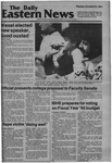 Daily Eastern News: December 08, 1983 by Eastern Illinois University