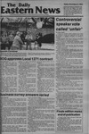 Daily Eastern News: December 09, 1983 by Eastern Illinois University
