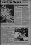 Daily Eastern News: July 05, 1983 by Eastern Illinois University
