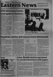 Daily Eastern News: July 21, 1983 by Eastern Illinois University