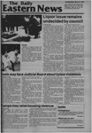 Daily Eastern News: May 04, 1983 by Eastern Illinois University