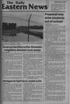 Daily Eastern News: May 06, 1983 by Eastern Illinois University