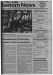 Daily Eastern News: May 09, 1983 by Eastern Illinois University