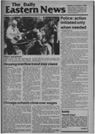 Daily Eastern News: October 04, 1983 by Eastern Illinois University