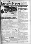 Daily Eastern News: October 06, 1983 by Eastern Illinois University