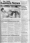 Daily Eastern News: October 10, 1983 by Eastern Illinois University
