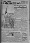 Daily Eastern News: October 11, 1983 by Eastern Illinois University