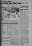Daily Eastern News: October 13, 1983 by Eastern Illinois University