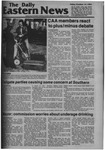 Daily Eastern News: October 14, 1983 by Eastern Illinois University