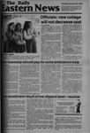Daily Eastern News: October 20, 1983 by Eastern Illinois University