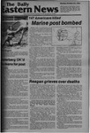 Daily Eastern News: October 24, 1983