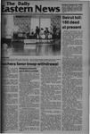 Daily Eastern News: October 25, 1983 by Eastern Illinois University