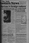 Daily Eastern News: October 26, 1983 by Eastern Illinois University