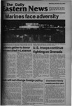 Daily Eastern News: October 27, 1983