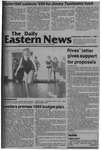 Daily Eastern News: February 01, 1984 by Eastern Illinois University