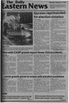 Daily Eastern News: February 02, 1984 by Eastern Illinois University