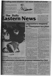 Daily Eastern News: February 03, 1984 by Eastern Illinois University