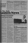 Daily Eastern News: February 14, 1984 by Eastern Illinois University