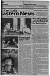Daily Eastern News: February 15, 1984 by Eastern Illinois University