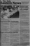 Daily Eastern News: February 23, 1984 by Eastern Illinois University