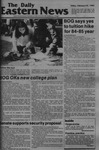 Daily Eastern News: February 24, 1984 by Eastern Illinois University