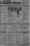 Daily Eastern News: February 28, 1984 by Eastern Illinois University