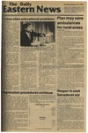 Daily Eastern News: January 10, 1984 by Eastern Illinois University