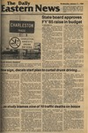 Daily Eastern News: January 11, 1984 by Eastern Illinois University