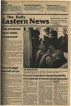Daily Eastern News: January 12, 1984 by Eastern Illinois University