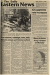Daily Eastern News: January 13, 1984 by Eastern Illinois University