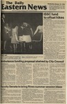 Daily Eastern News: January 18, 1984 by Eastern Illinois University