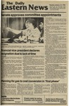 Daily Eastern News: January 19, 1984 by Eastern Illinois University