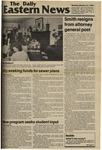 Daily Eastern News: January 23, 1984