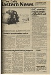 Daily Eastern News: January 24, 1984 by Eastern Illinois University
