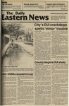 Daily Eastern News: January 26, 1984 by Eastern Illinois University