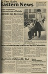 Daily Eastern News: January 27, 1984 by Eastern Illinois University