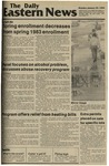 Daily Eastern News: January 30, 1984 by Eastern Illinois University