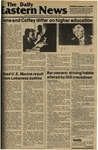Daily Eastern News: January 31, 1984 by Eastern Illinois University