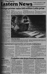 Daily Eastern News: September 04, 1984 by Eastern Illinois University