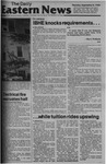 Daily Eastern News: September 06, 1984 by Eastern Illinois University