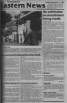 Daily Eastern News: September 11, 1984 by Eastern Illinois University