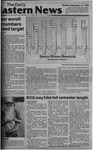 Daily Eastern News: September 17, 1984 by Eastern Illinois University