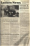 Daily Eastern News: September 18, 1984 by Eastern Illinois University