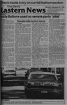 Daily Eastern News: September 20, 1984 by Eastern Illinois University