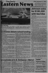 Daily Eastern News: September 21, 1984 by Eastern Illinois University