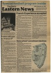 Daily Eastern News: September 28, 1984 by Eastern Illinois University