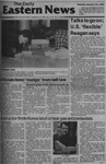 Daily Eastern News: January 10, 1985