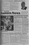 Daily Eastern News: January 15, 1985